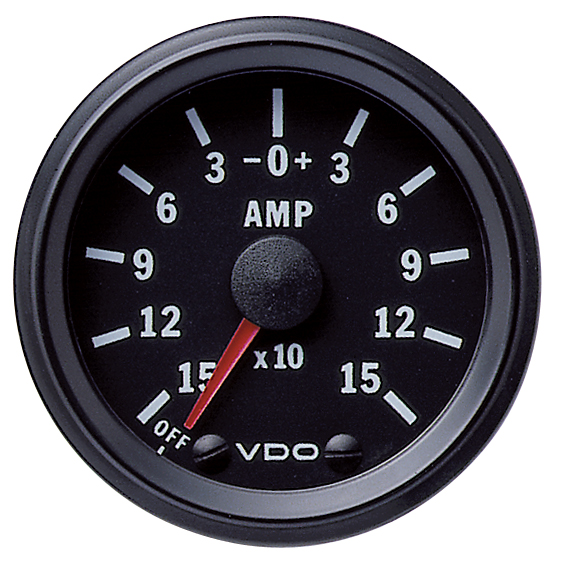 International Ammeter with External Shunt