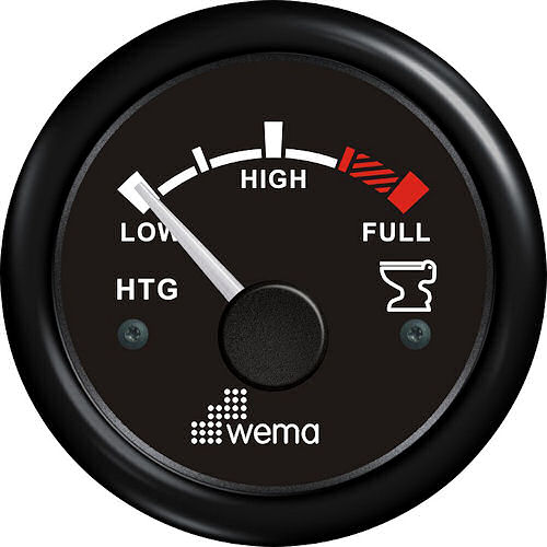 WEMA Holding tank level gauge