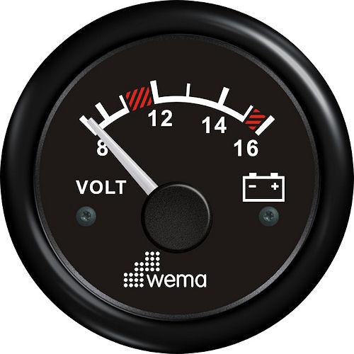 WEMA Analog Voltmeter