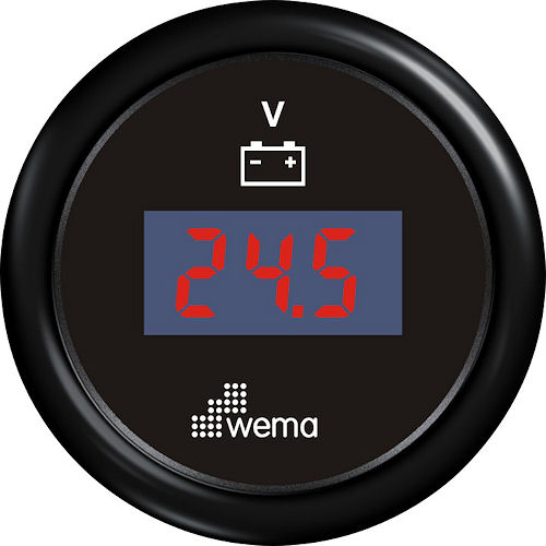 WEMA - Digital Voltmeter