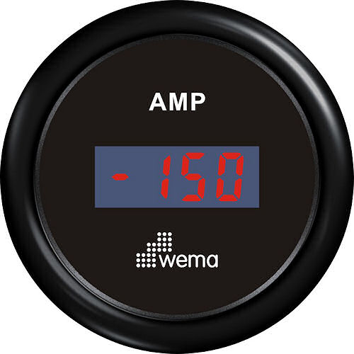 WEMA - Digital Ammeter