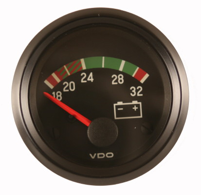 International Volt meter