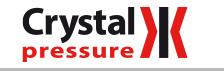 Crystal Pressure Gauges